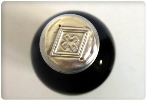 Cápsula del vino 1 Pulso.