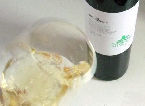 El vino en movimiento.
