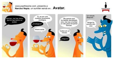 Narciso Napia en Avatar.