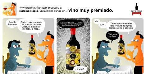Narciso Napia en vino muy recomendado.