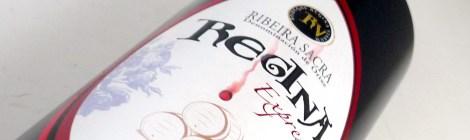 Botella de Regina Viarum Expresión.