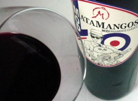 Mod de Matamangos en la copa.