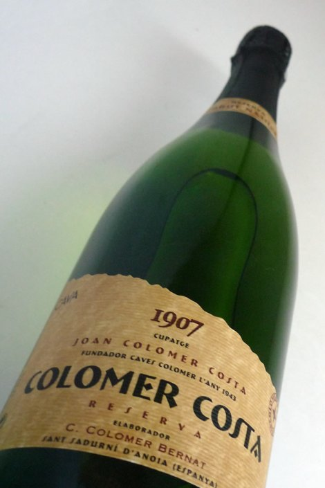 Colomer Costa la botella