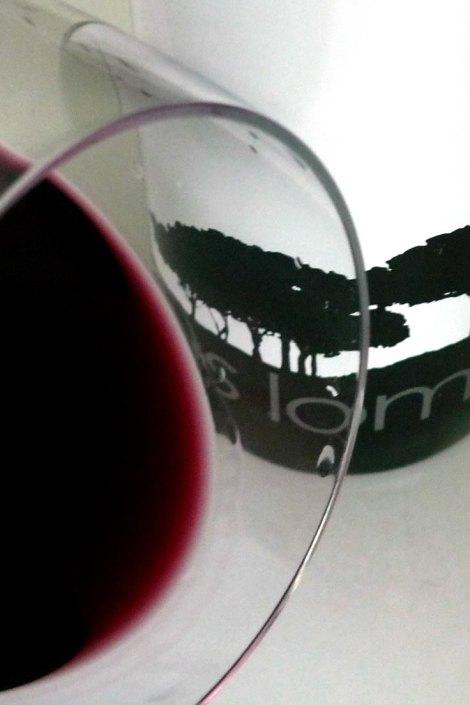 Detalle del vino Las Lomas