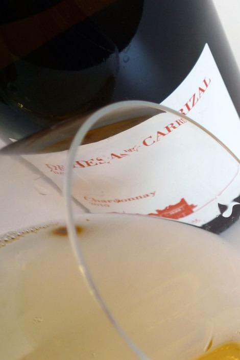 Dehesa del Carrizal Chardonnay.