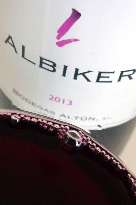 Los colores de Albiker.