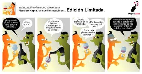 Narciso Napia en: Edición Limitada.