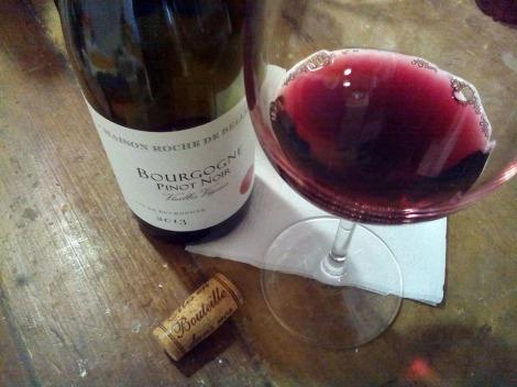 Maison Roche de Bellene Bourgogne Pinot Noir Vielles Vignes 2013