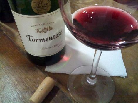 Tormentoso Old Vines Cinsault 2013.
