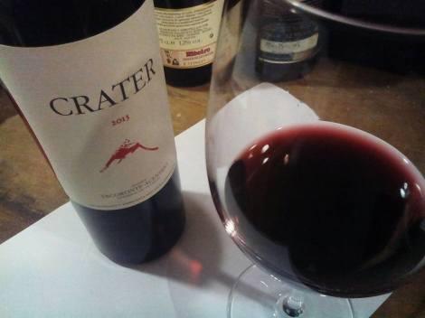 Cráter, el vino de Tenerife.