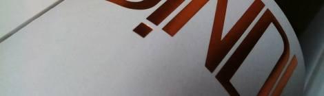 Detalle de la etiqueta de Malaparte Dindi.