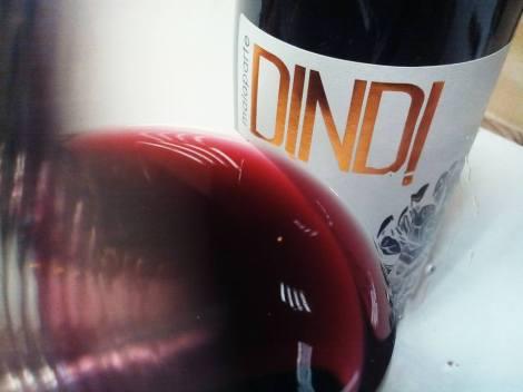 Malaparte Dindi, pequeño detalle del vino.