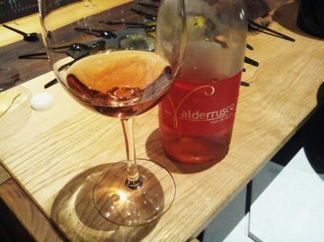 El segundo vino: Valderrusco.