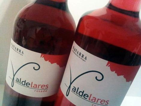 Dos rosados de Valdelares.