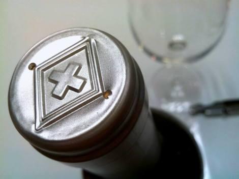 Detalle de la cápsula del vino 1 Pulso.