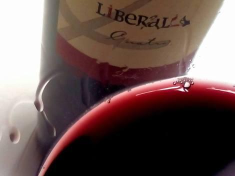 Detalle de la lágrima de Liberalia Cuatro 2010.
