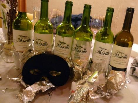 Los vinos al descubierto.