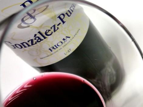 El color del vino González Puras Maceración Carbónica