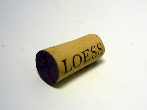 El tapón de corcho de Loess Inspiration 2013.