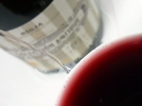 El ribete del vino Colección Antique Nº1.