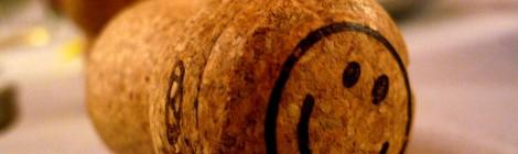 Detalle del tapón de corcho del fragolino.