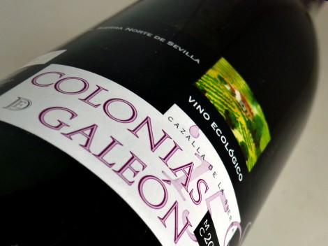 Etiquetado de Colonias de Galeón Maceración Carbónica.