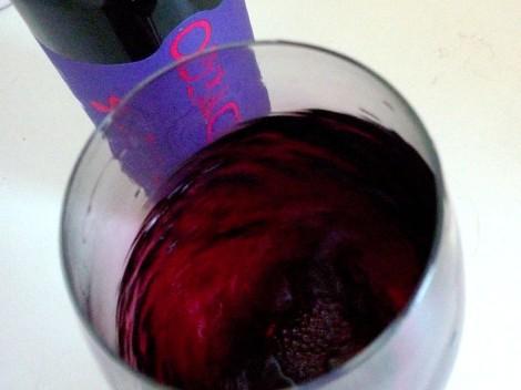 """""""Oxigenando"""" el vino Recoveco Edición Limitada."""