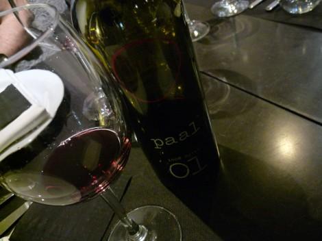 """Paal 01 del 2013 como """"aperitivo""""."""