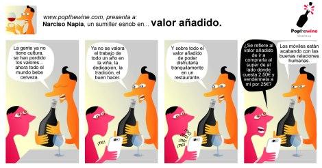 Narciso Napia en: Valor Añadido.