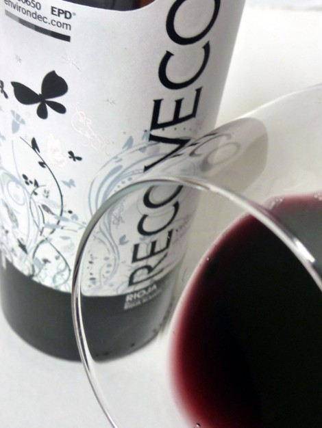 Detalle del vino Recoveco Vendimia Seleccionada.