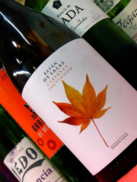 Los 6 vinos catados en este taller de los aromas.