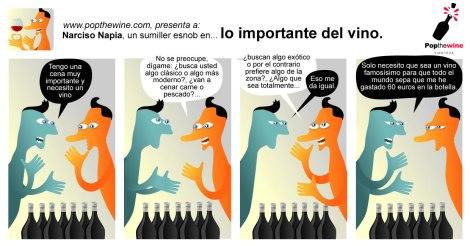 Narciso Napia en: Lo importante del vino.