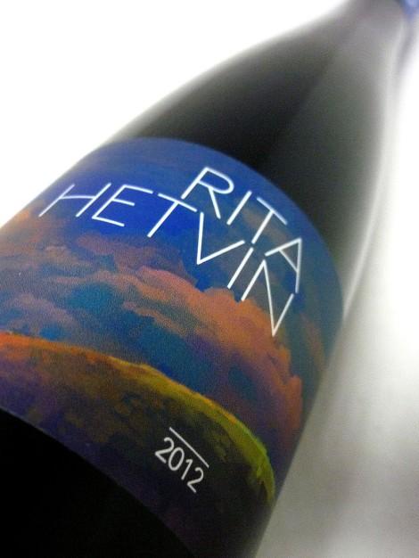 Etiquetado de Rita Hetvin.