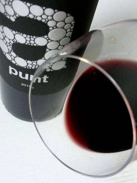 El ribete del vino A Punt 2010.