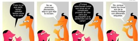 Tira cómica de Narciso Napia