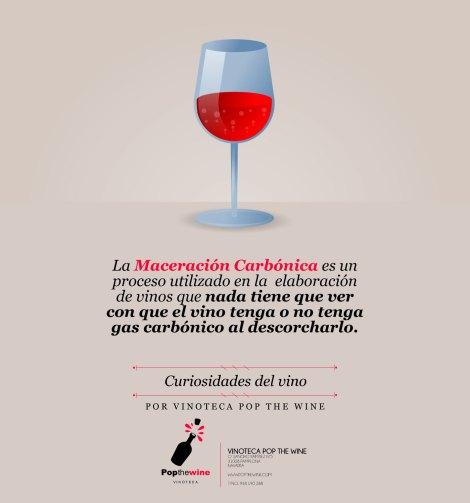 Maceración Carbónica curiosidades del vino