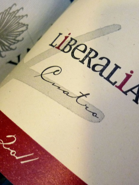 Liberalia Cuatro 2011.