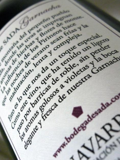 palacio_de_sada_garnacha_tinto_roble_contra_etiqueta_vino