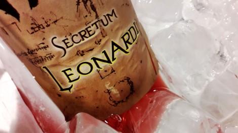 Secretum Leonardi 2016 enfriándose entre hielos.