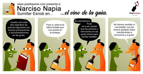 Narciso Napia en: El vino de la guía.