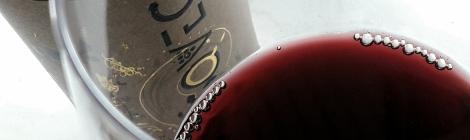 El vino Recoveco Colección Privada en la copa.