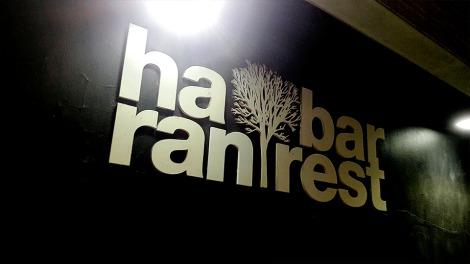 Fachada del Restaurante Haran en Sarriguren.