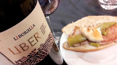 El vino Liber Gran Reserva 2007.