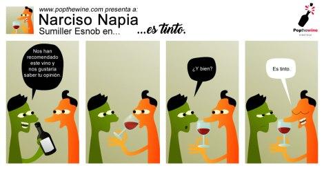 Narciso Napia en: Es tinto.