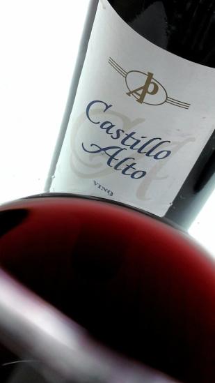 Detalle del vino Castillo Alto