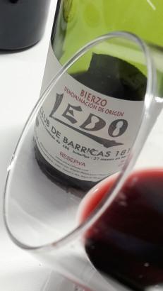 Detalle del vino Ledo Club de Barricas 1818.