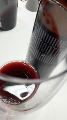 El vino Tormento.