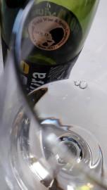 Detalle del vino Horola Viura 2017.