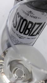 Detalle del vino Txakoli Astobiza 2014.