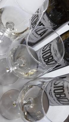 Los tres vinos (2014, 2015 y 2016).